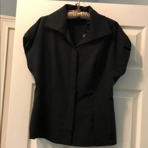New with tags. New York and co. Dress blouse.